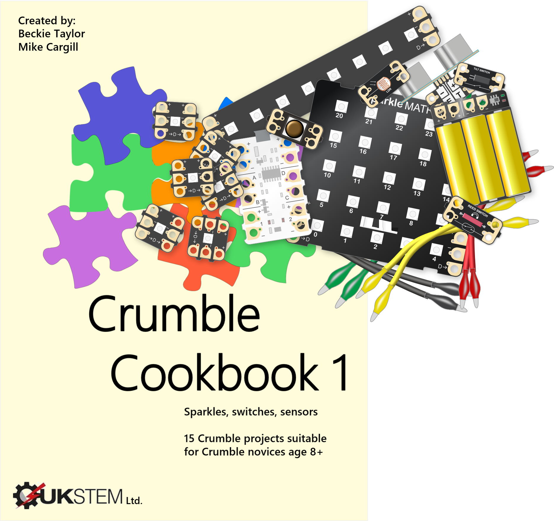 Crumble Cookbook
